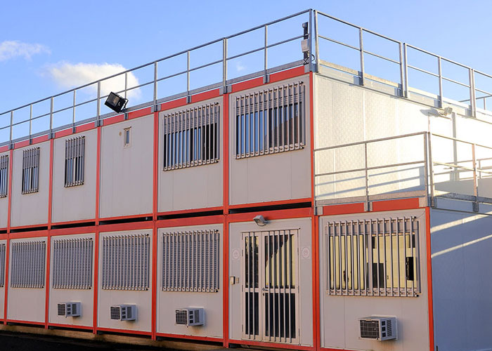 Commercial Modular Construction